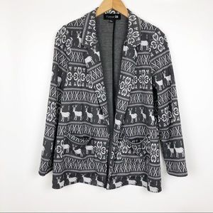 Forever 21 women's Holiday Christmas Blazer